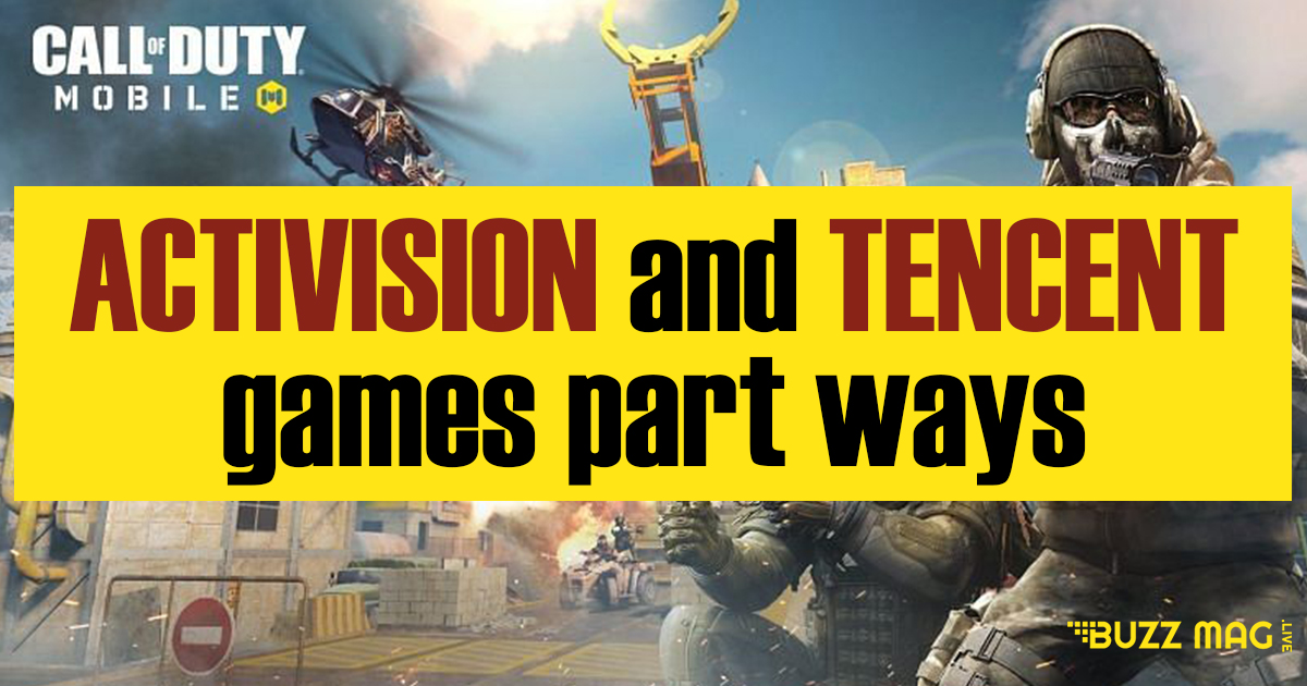 activision and tencent part ways