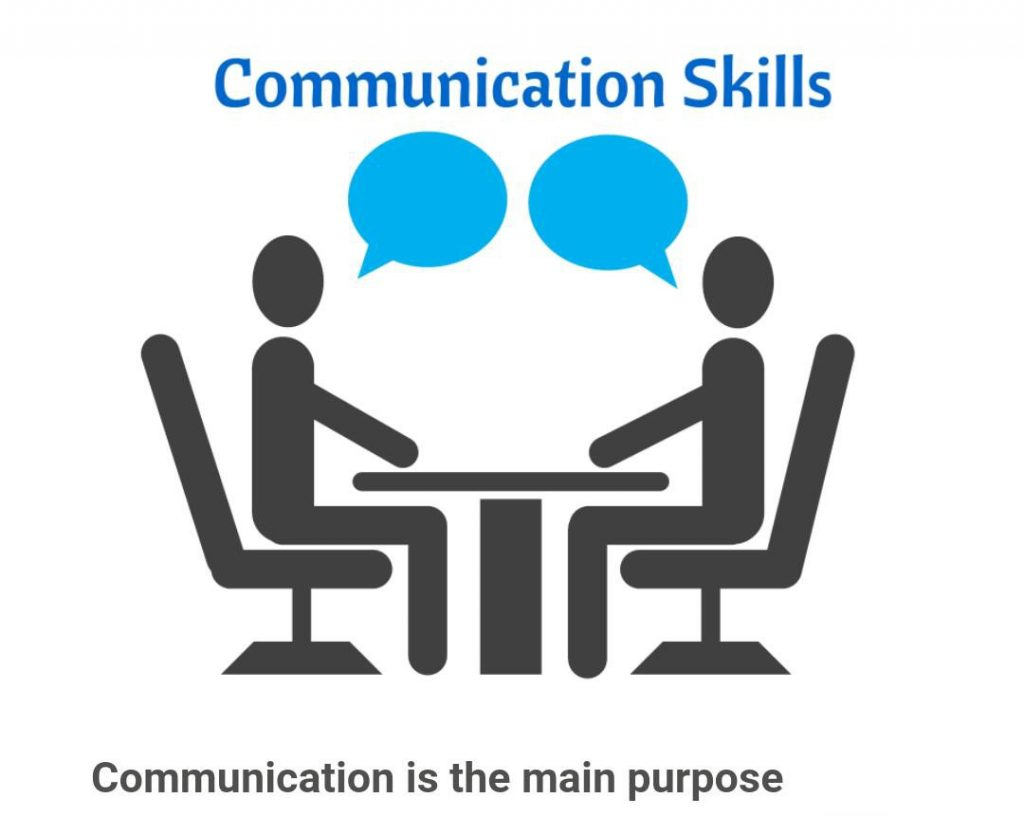 communication skills both online and offline