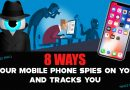 how your mobile phone spies on you